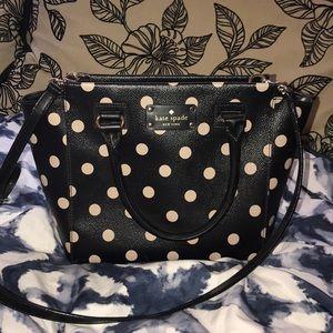 Kate Spade Wellesley Camryn Polka Dot Bag